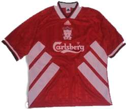 Liverpool Home 1993/95