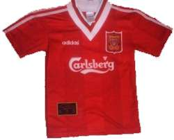 Liverpool Home 1995/96