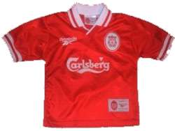 Liverpool Home 1996/97